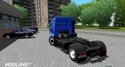 KamAZ 5460 Restayling Blue Truck [1.3.3], 2 photo
